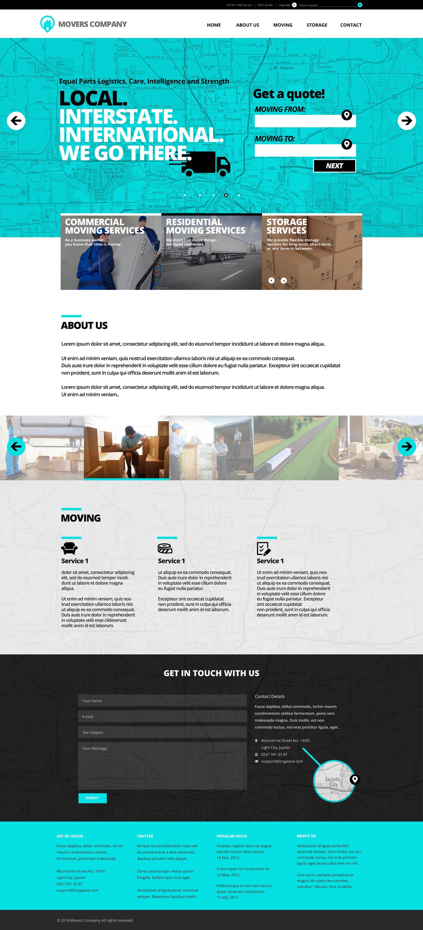 Design 2 Turquoise