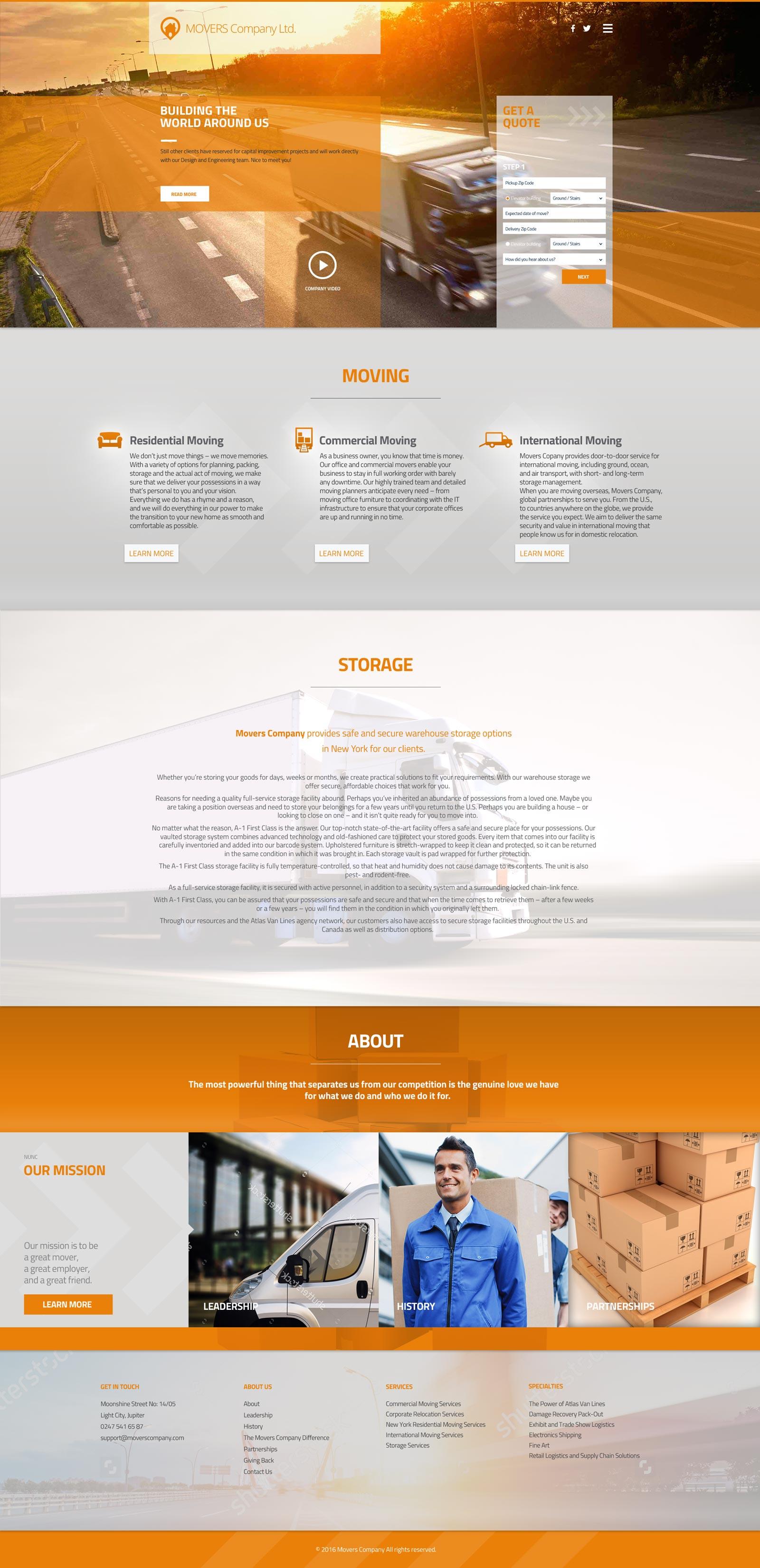 Design 3 Orange
