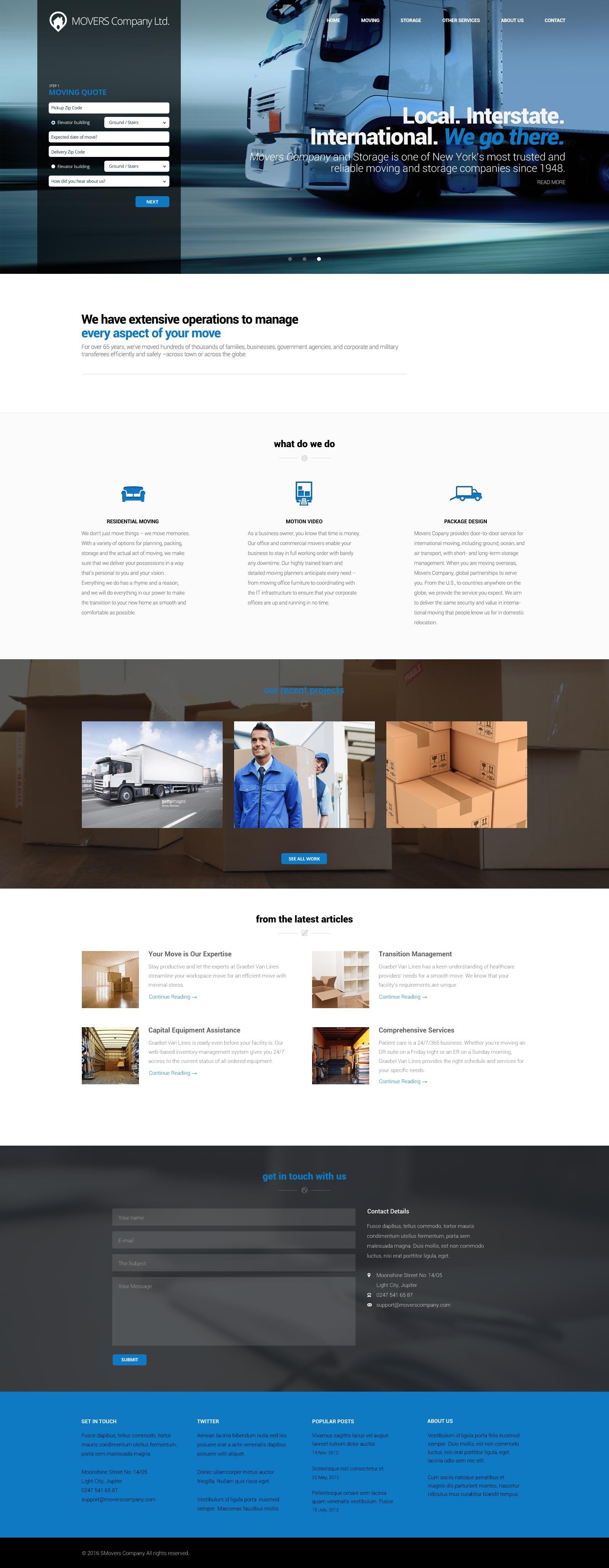 Design 5 Blue