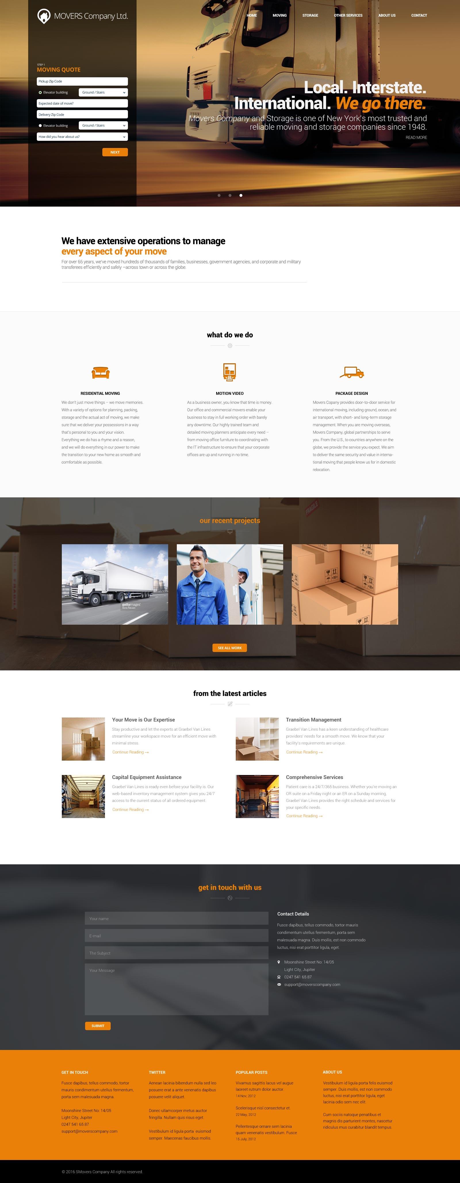 Design 5 Orange
