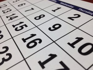 When is the best time to contact potential customers and attract them to your moving company