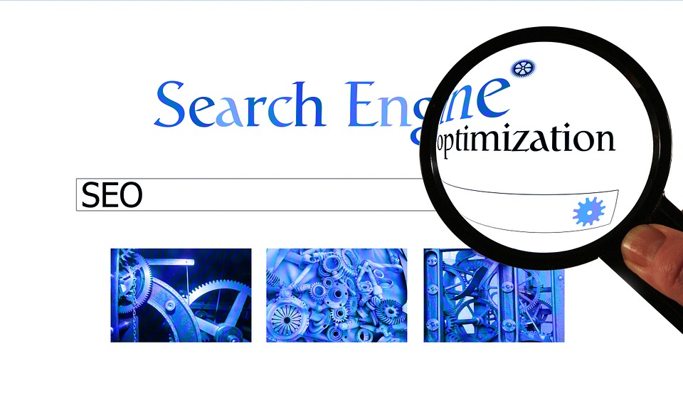 Using SEO improves your moving company's web position