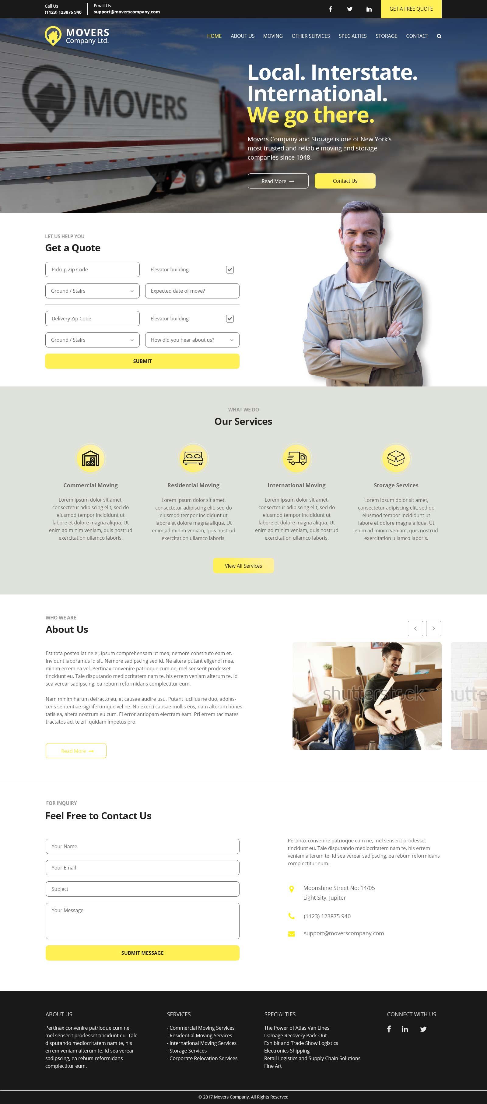 Design 1 Yellow
