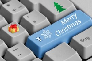 What are the keywords people type during holidays?