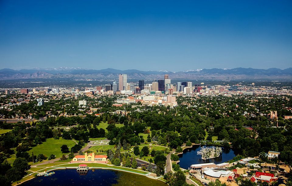 One of the top cities Millenials are moving to - Denver.