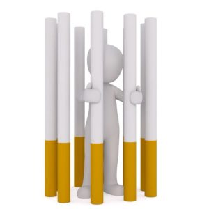 Say no to smoking in order to prevent health-related issues.