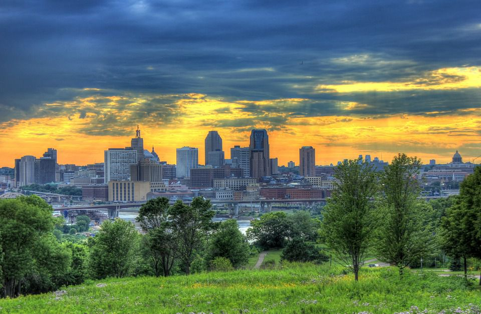 Minnesota is definitely the nicest city Americans are moving to.