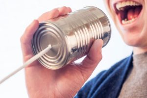 The traditional word of mouth approach still has an impact on customers in the moving industry.