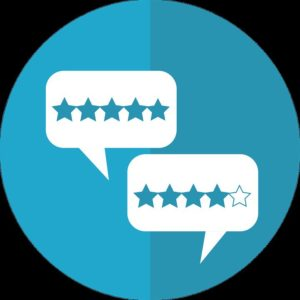 Marketing development is dependent on your online reviews.