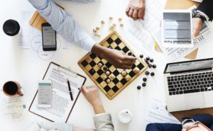 Chess is just one form of challenge for your employees.