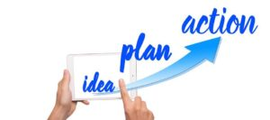 Idea-plan-action - the journey of your high-converting landing page
