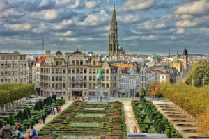 Brussels, the host for the 2018 Young Movers Conference.