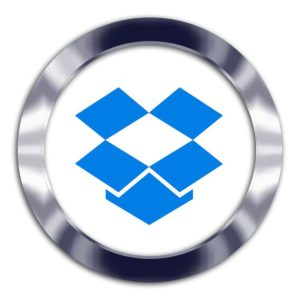 Dropbox icon - welcming to all users.
