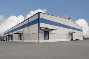 Large warehouse, potential HQ for your moving business.