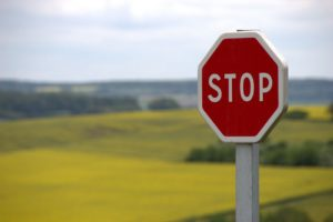 You need a Stop sign in your mind whenever you want to avoid work - Freedom is here to help.