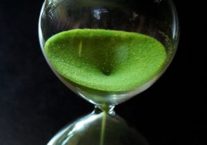 Hourglass or timer - it matters not as long as you use them.