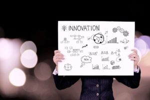 Innovation is just another formula that you can draw on a board and hold for everyone to see.