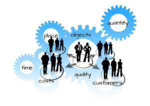 Place, time, quantity, costs, clients, partners - a moving broker is in the center of it all.