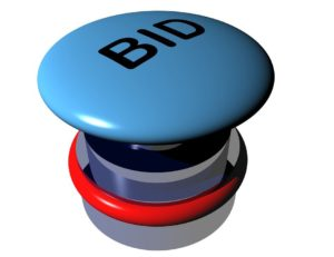 Shoul you puch the Bid button or not?
