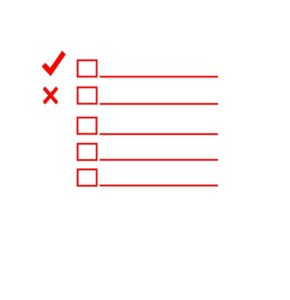 CMMS software is like a checklist for tasks.