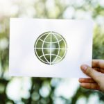 Holding the world on a piece of paper - discover ways for movers to contribute to the environment.