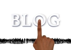 A successful blog - something you should aim to achieve.
