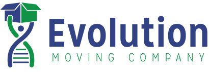 Logo for Evolution Moving