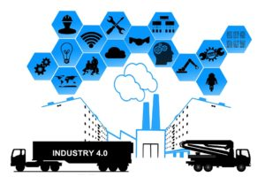Industry 4.0, with all that comes with it.