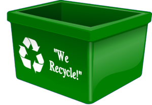 Recycle to make your moving business eco-friendly.