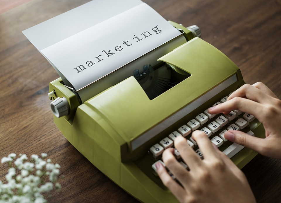 Imagine still using a copywriter for marketing efforts - how would that work for your company?
