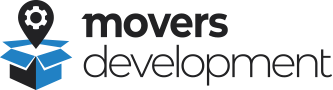 Movers Development Logo.