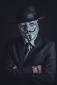 V for Vendetta / Anonymous