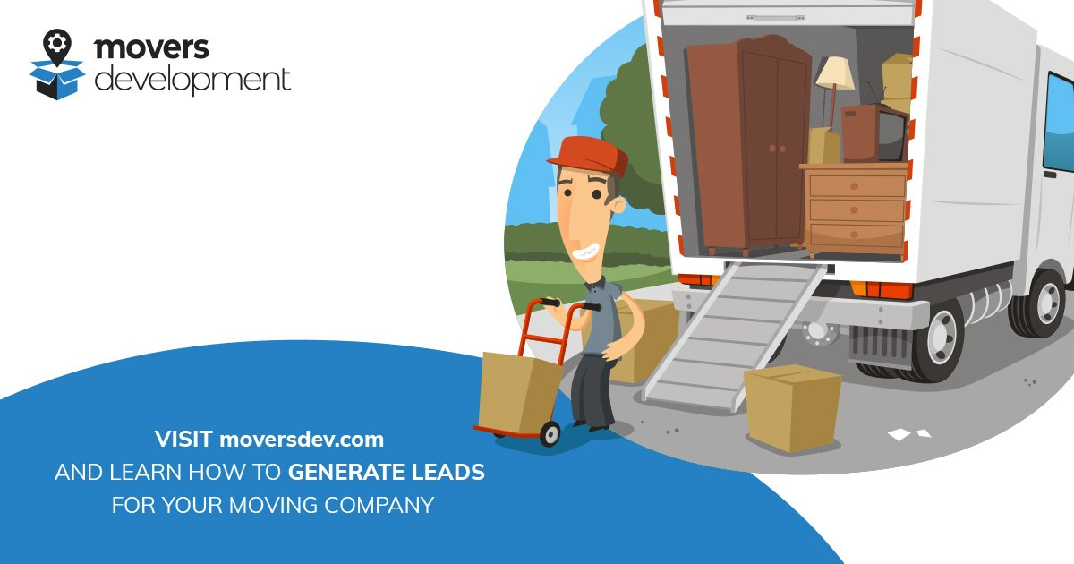 Learn how to generate leads for moving companies