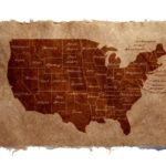 top 10 inbound & outbound states for moving