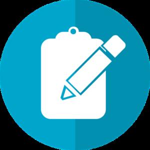 Notepad for surveys