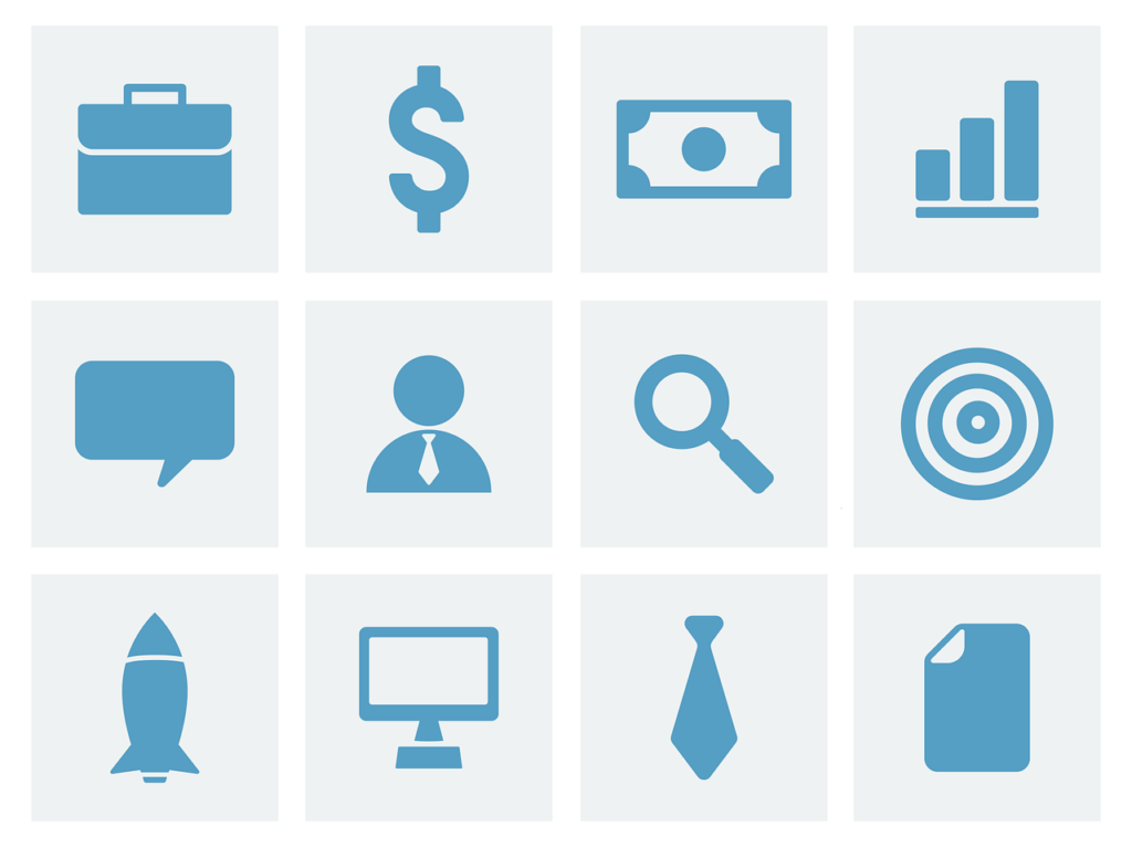 Different icons relating to how movers can boost user experience