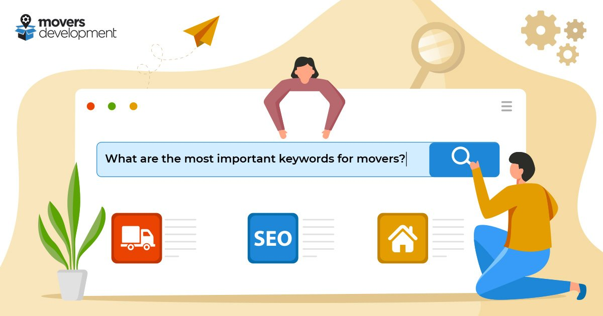 What are the most important keywords for movers?