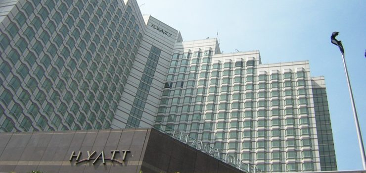 Hyatt hotel establishment