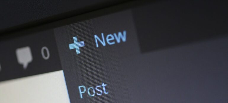 + New tool opened in WordPress admin bar.