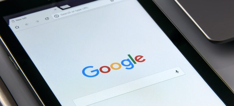 Google which offers one of the top online reputation monitoring tools.